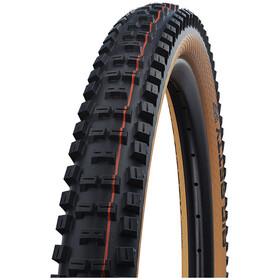"""SCHWALBE Big Betty Super Gravity Evolution Folding Tyre 27.5x2.40"""" TLE E-50 Addix Soft, black/classic"""